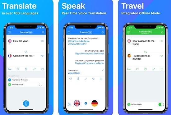 اپلیکیشن های مترجم کاربردی