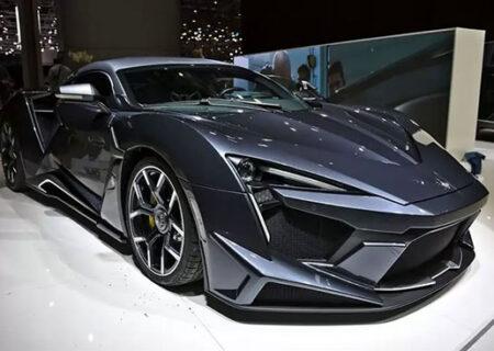 سریعترین خودروهای جهان ۲۰۱۹