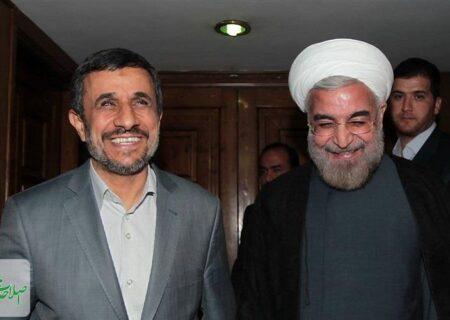 ماجرای نامه احمدی نژاد به روحانی