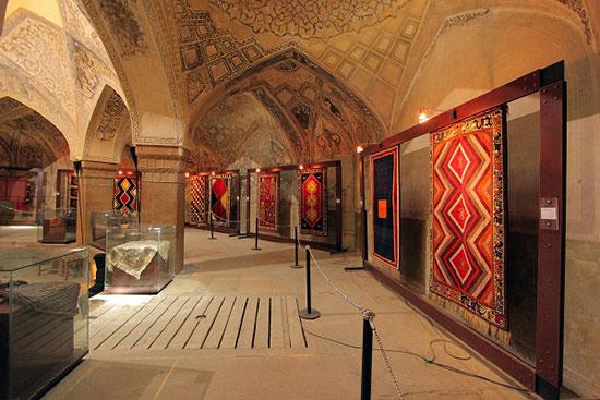 موزه فرش ایران؛ اصالت و هنر در یک قاب