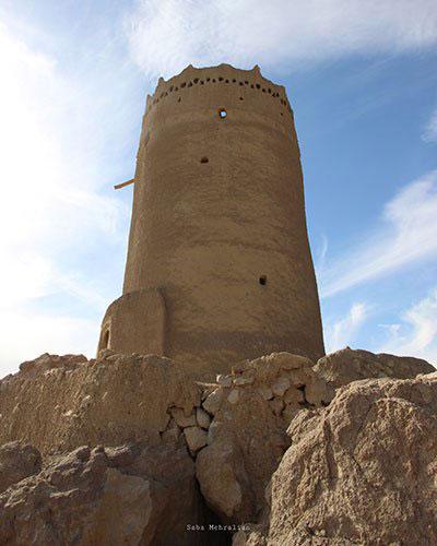 برجهای نگهبانی روستای نایبند
