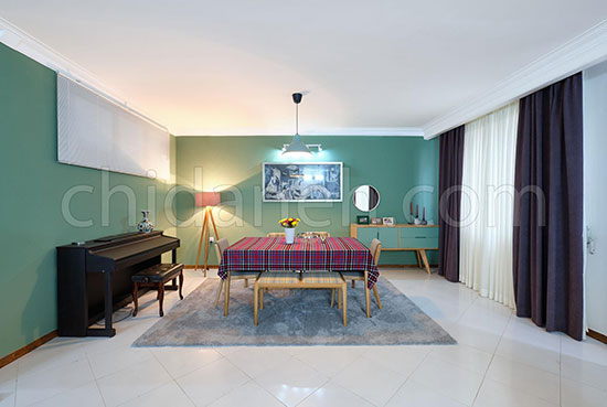 ایده دکوراسیون منزل/مینیمال، کاربردی، زیبا، مدرن، ساده