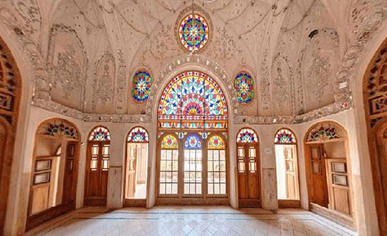 ۱۰ خانه – هتل سنتی و قدیمی شگفتانگیز ایرانی
