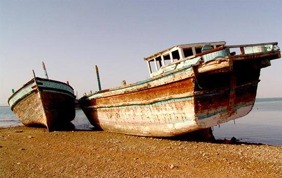 بندر خمیر: زیبا، خلوت و جایی برای استراحت و نفس کشیدن