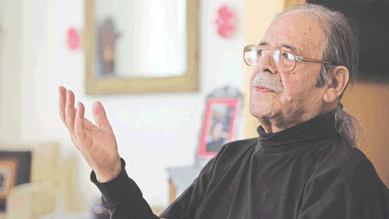 مهمترین آموزه زندگی محمدعلی کشاورز در آستانه ۹۰ سالگی