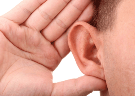 سنگینی گوش/دلیل این که گوشمان سنگین میشود؟