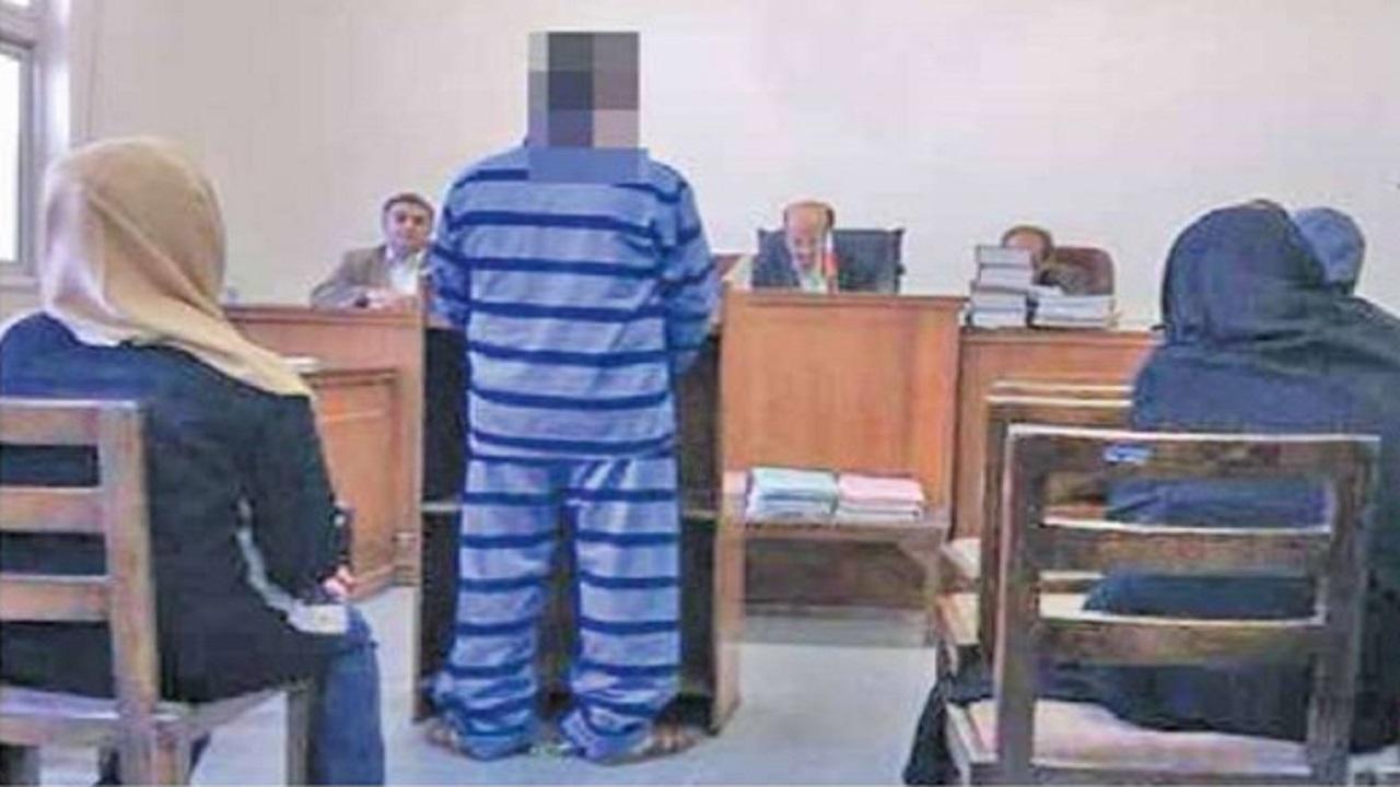 متهم به قتل در دادگاه: همسرم مستحق مرگ بود