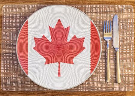 رژیم کانادایی و عوارض آن