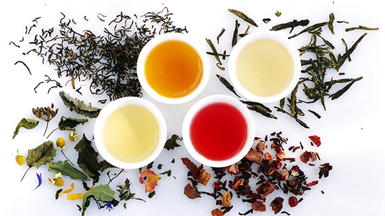 ۵ چای لاغری برای چربی سوزی و تناسب اندام