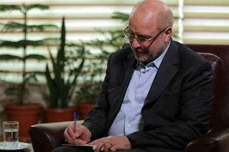 قالیباف برتوسعه و گسترش همکاریهای دوستانه در عرصه های گوناگون تأکید کرد