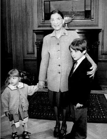 روث گینزبرگ؛ زنی که زنان آمریکایی دوستش دارند