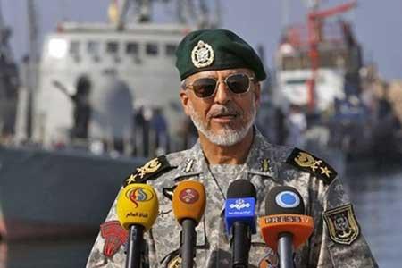 رزمایش دریایی ایران و روسیه