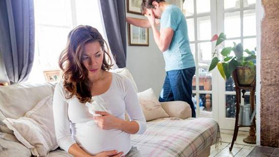 زن باردار و رفتار با آن