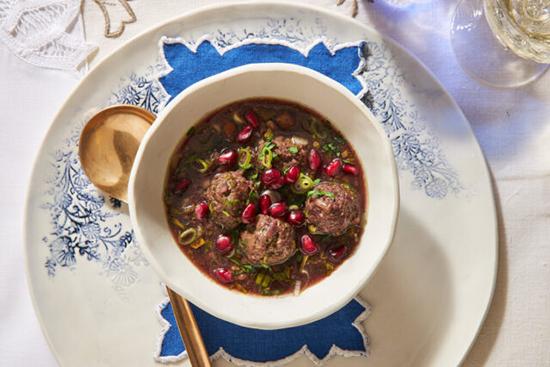طرز تهیه خورش انار مسما گیلانی؛ یک غذای مجلسی و عالی برای شب یلدا