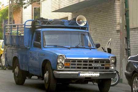 زندان، پایان کار روی نیسان استیجاری / حادثه پشت حادثه برای «آقا قدیر»