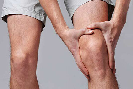 درمان زانو درد، با حرکات ورزشی