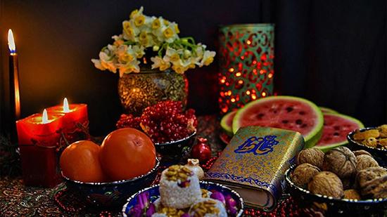 خوراکیهای یلدایی؛ بهسادگی یلدا را جشن بگیرید
