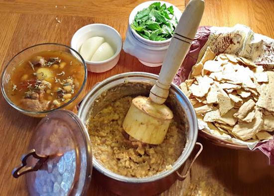 آبگوشت کشک (لرستان و اراک)