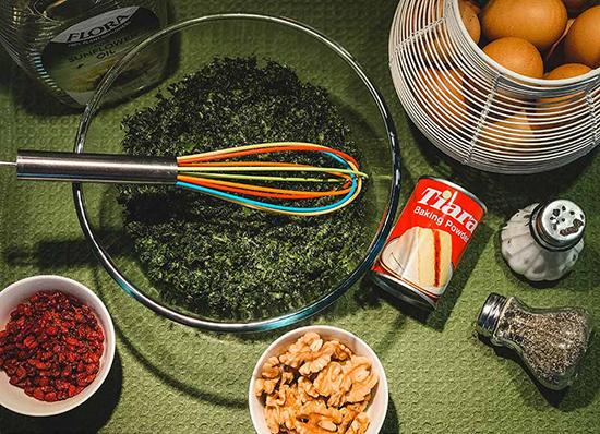 طرز تهیه کوکو سبزی مجلسی با طعمی متفاوت و خوشمزه