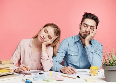چرا همیشه خستهایم؟