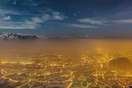 روشنایی معابر تهران را استاندارد میکنیم