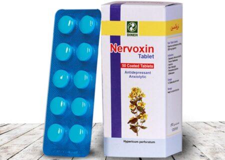 آشنایی با قرص ضد افسردگی گیاهی نروکسین