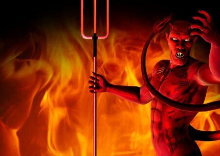رازهای عجیب درباره ی شیطان و اجنه