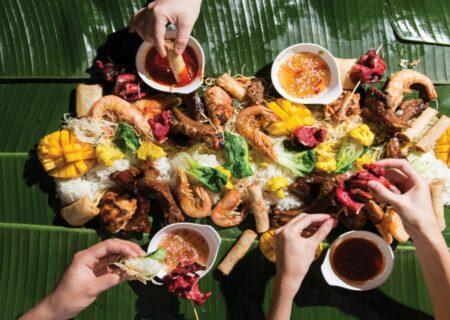 خوردن غذا با دست مضر است؟!