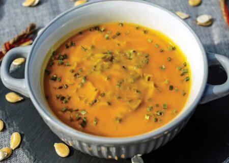 بهترین و خوشمزه ترین سوپ جو با دارا بودن خاصیت های بی شمار