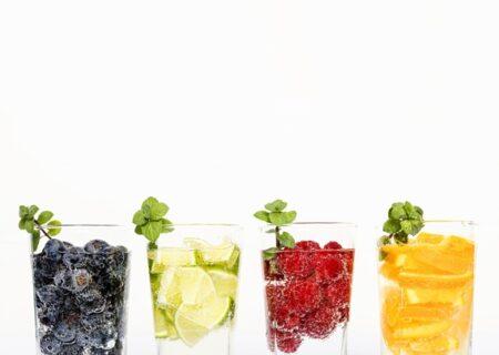 با ترکیب چند خوراکی با آب لاغر شوید