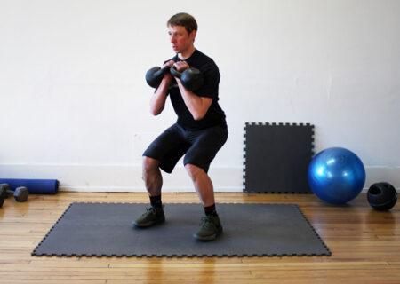 تقویت عضلات بدن با چند حرکت ورزش در خانه