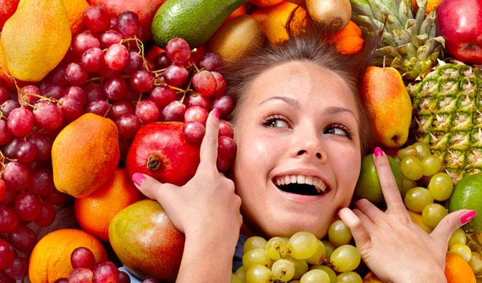 روشن شدن پوست فقط با رژیم غذایی!