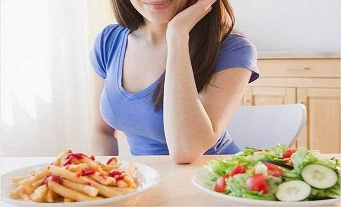 کالریها را به مرور کاهش دهید و لاغر شوید