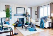 ترفندهای تمیز کردن خانه در کمترین زمان ممکن