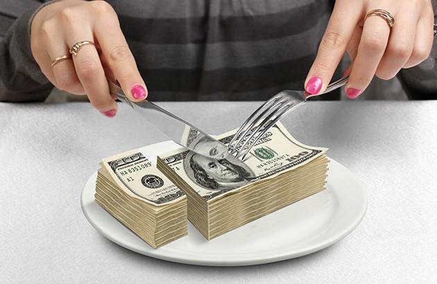 پول حلال مشکلات یا چرک کف دست؟!