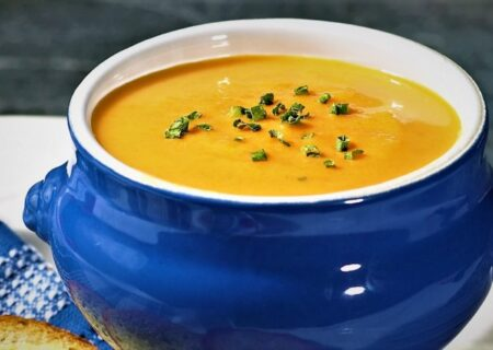 سوپ هویج خوشمزه با ترفند ساده
