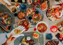 مراسمات غذایی سال نو در جهان که دهان شما را آب می اندازد!