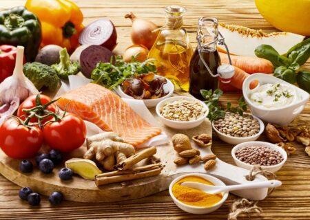 رژیم غذایی مدیترانه ای/جلوگیری از حملات قلبی ، سکته ی مغزی ، دیابت و مرگ زودرس