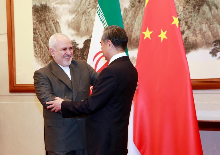 قرارداد ایران وچین