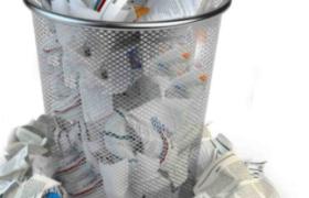 از زباله تا گنج/کاغذ سازی