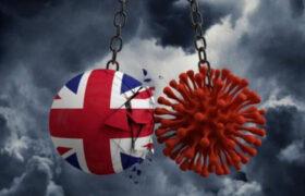 کرونای انگلیسی از علائم تا آمار کشتگان