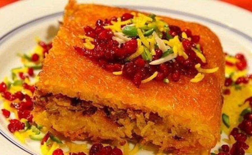 چند دستور غذایی برای عید