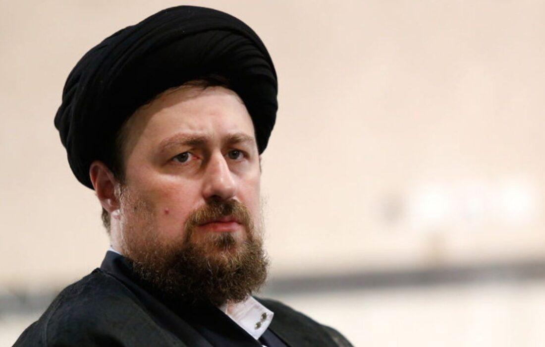 امتناع سیدحسن خمینی از ورود به انتخابات