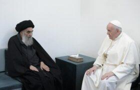 سفر پاپ، عراق را در صدر اخبار رسانه ها قرار داد