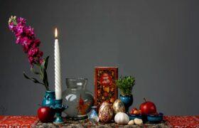 عید نوروز و مراسمات مربوط به آن
