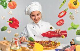 10 ترفند برای این که استاد آشپزی شوید!