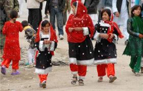 عید نوروز در افغانستان با روشی منحصر به فرد