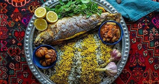 نکات مهم پخت سبزی پلو با ماهی