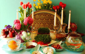 تاریخچه هفت سین ایرانی
