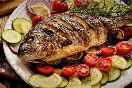 ماهی شکم پر و ماهی کیلکا/دستور پخت